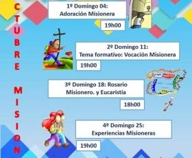 Eventos de la Diócesis de Riobamba, por Zoom