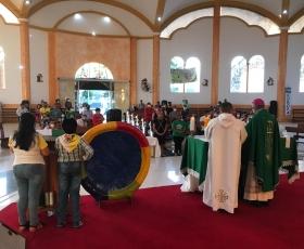 Actividades Vicariato Apostólico de Sucumbíos Jornada de IAM 2021
