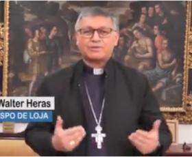 Mensaje de Mons. Walter Heras Segarra por el DOMUND 2020